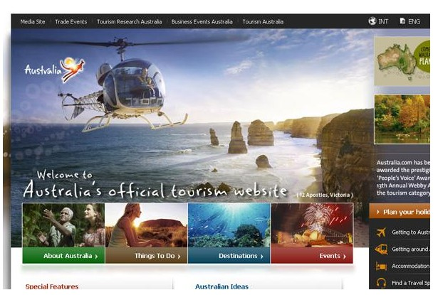 SEO优化分析:说说国外旅游网站排名、网站赚钱