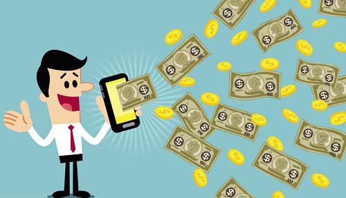 手机赚钱的典型方式:微商、淘宝客、撸羊毛