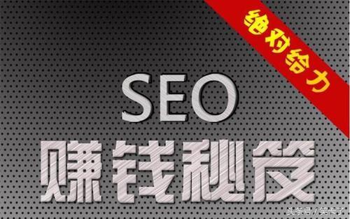 通过SEO服务在互联网上赚到的第一桶金